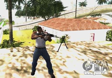 RPK-203 für GTA San Andreas zweiten Screenshot