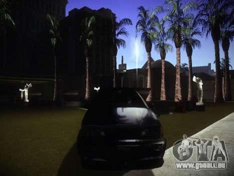 ENBseries für schwache PC v2.0 für GTA San Andreas zweiten Screenshot