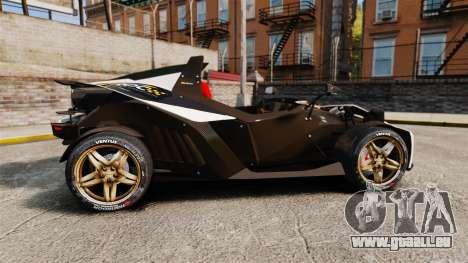 KTM X-Bow R [FINAL] pour GTA 4 est une gauche