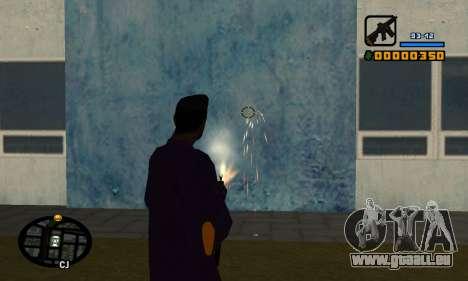 С-HUD von Cher für GTA San Andreas dritten Screenshot