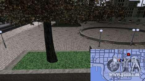 Neuer Park für GTA San Andreas sechsten Screenshot