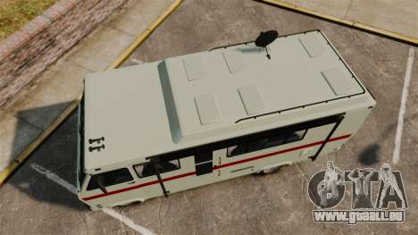 GTA V Zirconium Journey für GTA 4 rechte Ansicht
