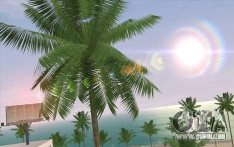 IMFX Lensflare v2 pour GTA San Andreas quatrième écran