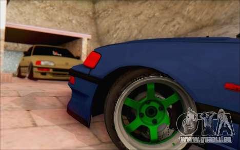 Honda cr-x, Türkei für GTA San Andreas