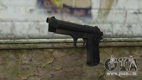 M9 Pistol pour GTA San Andreas