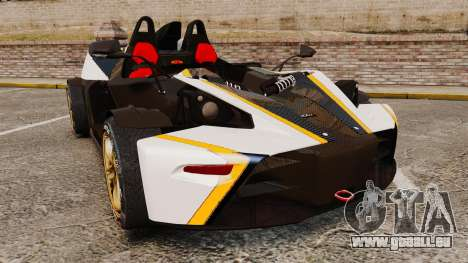 KTM X-Bow R [FINAL] pour GTA 4