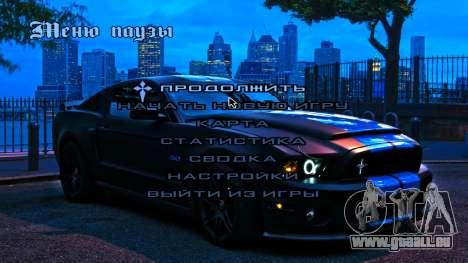 De nouveaux écrans de démarrage pour GTA San Andreas