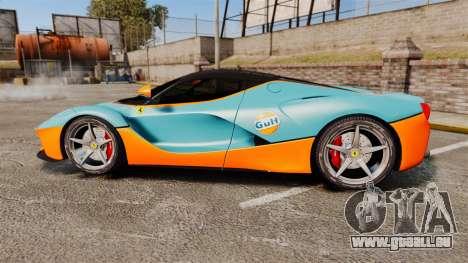 Ferrari LaFerrari pour GTA 4 est une gauche