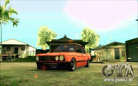 BMW M5 E28 RatStyle pour GTA San Andreas