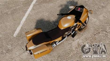 GTA V Dinka Thrust pour GTA 4 Vue arrière de la gauche