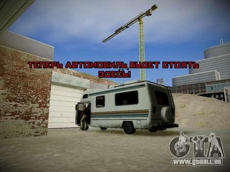 Journey mod: Special Edition pour GTA San Andreas douzième écran