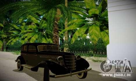 ENBSeries pour la faiblesse du PC pour GTA San Andreas quatrième écran