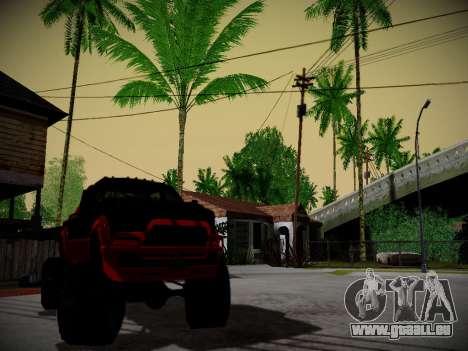 ENBSeries pour les faibles PC v3.0 pour GTA San Andreas