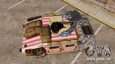 HMMWV M1114 Freedom für GTA 4 rechte Ansicht