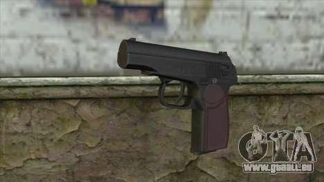 Makarov Pistol für GTA San Andreas