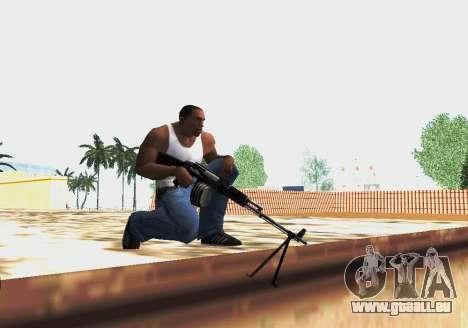 RPK-203 für GTA San Andreas her Screenshot