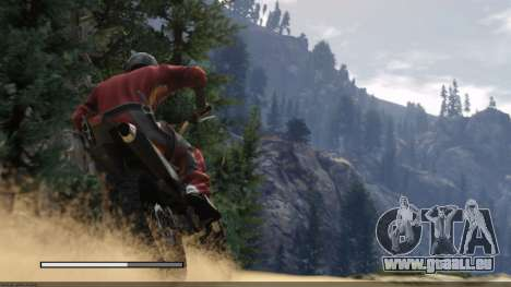 Les écrans de chargement de style GTA 5 pour GTA San Andreas cinquième écran