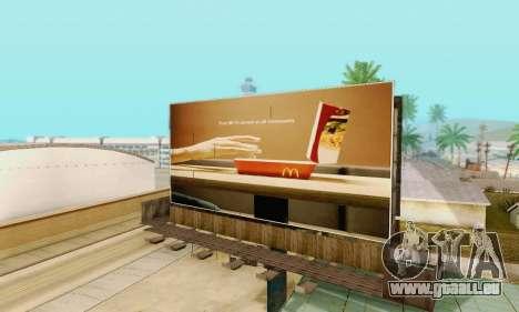 Neue hochwertige Werbung auf Plakaten für GTA San Andreas zwölften Screenshot