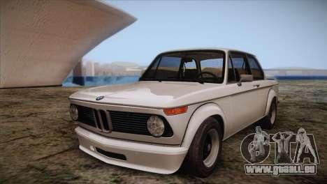 BMW 2002 1973 pour GTA San Andreas