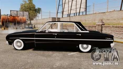 Ford Falcon 1963 für GTA 4 linke Ansicht