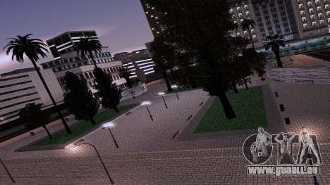 Neuer Park für GTA San Andreas zweiten Screenshot