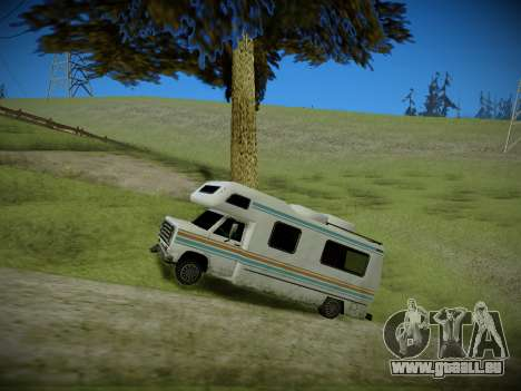 Journey mod: Special Edition für GTA San Andreas her Screenshot