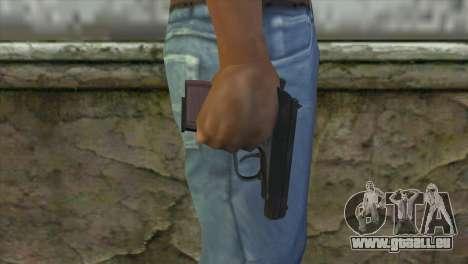 Makarov Pistol für GTA San Andreas dritten Screenshot