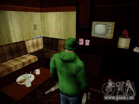 Journey mod: Special Edition pour GTA San Andreas cinquième écran