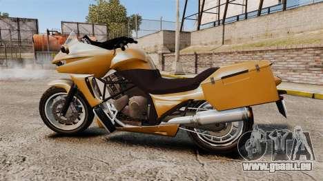 GTA V Dinka Thrust für GTA 4 linke Ansicht