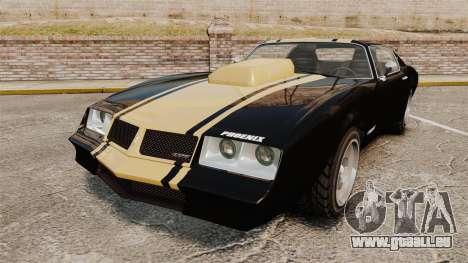 GTA V Imponte Phoenix pour GTA 4