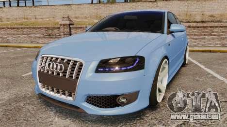 Audi S3 EmreAKIN Edition pour GTA 4