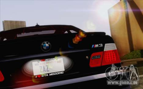 IMFX Lensflare v2 pour GTA San Andreas sixième écran