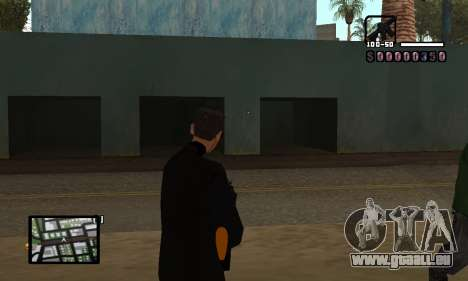 C-HUD by Miller für GTA San Andreas zweiten Screenshot