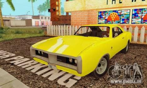 GTA 4 Imponte Dukes V1.0 pour GTA San Andreas