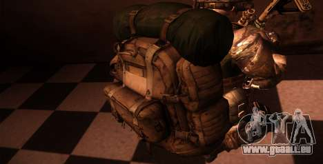 Рюкзак из MOH Warfighter für GTA San Andreas fünften Screenshot