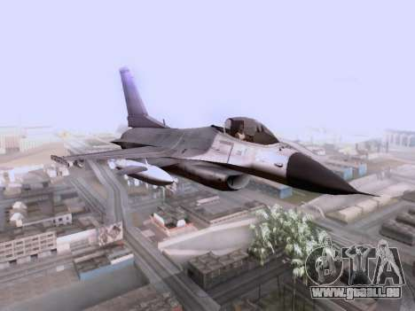 F-16 A pour GTA San Andreas