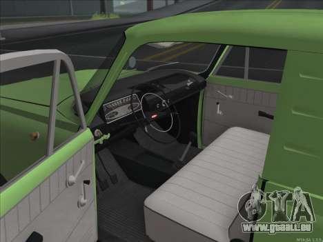 IZH 27151 pour GTA San Andreas sur la vue arrière gauche