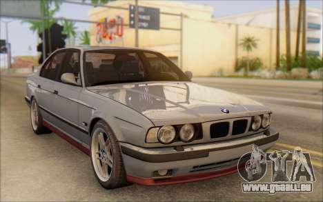 BMW M5 E34 1995 pour GTA San Andreas