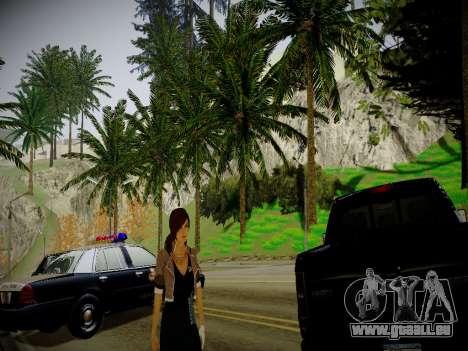 New Vinewood Realistic v2.0 pour GTA San Andreas quatrième écran