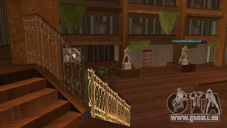 La Texture Artium pour GTA San Andreas quatrième écran