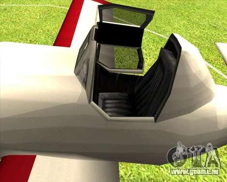 CD-38 mod.LP pour GTA San Andreas vue arrière