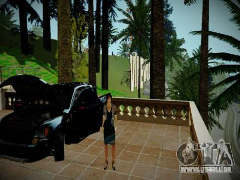 New Vinewood Realistic v2.0 pour GTA San Andreas cinquième écran