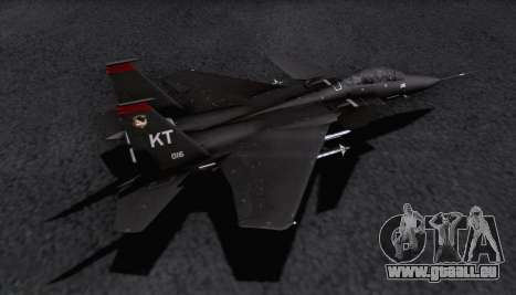F-15S pour GTA San Andreas vue de droite