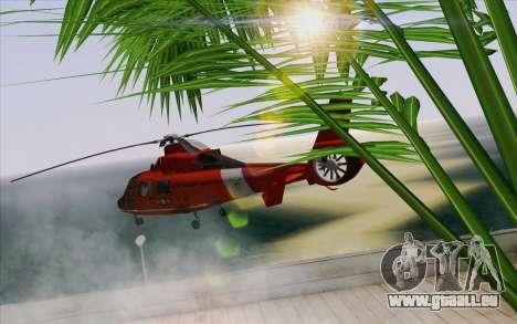 IMFX Lensflare v2 pour GTA San Andreas septième écran