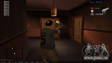 CLEO Skill for 0.3z new version für GTA San Andreas zweiten Screenshot