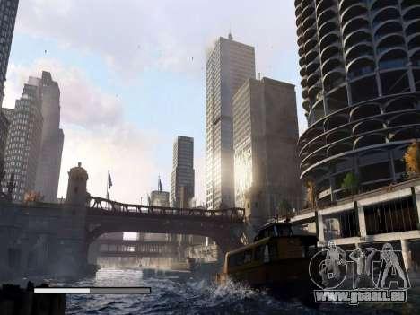 Les écrans de démarrage et de menus Watch Dogs pour GTA San Andreas douzième écran