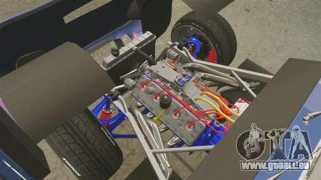 Shelby Cobra Daytona Coupe pour GTA 4 est une vue de l'intérieur