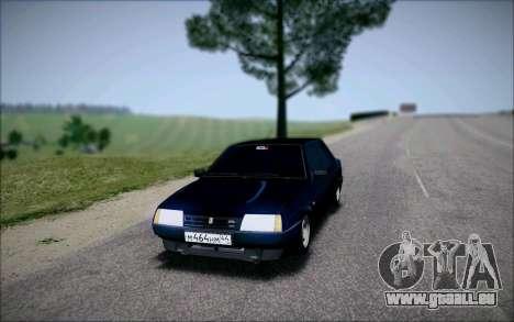 VAZ 21099 die Bandit für GTA San Andreas
