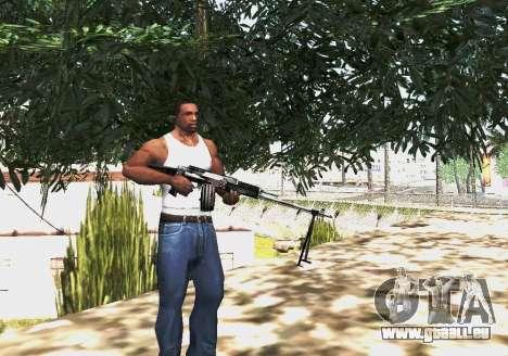 RPK-203 für GTA San Andreas