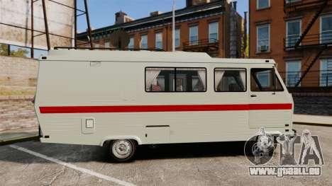 GTA V Zirconium Journey für GTA 4 linke Ansicht